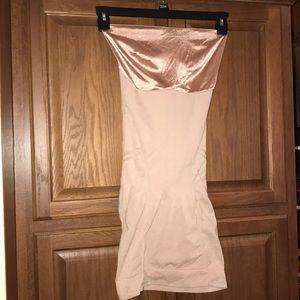 Spanx Sara Blakely Dress Shapewear Slip Strapless